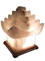 Бахмут Соляной светильник Китайский домик 6-7 кг обычная лампа