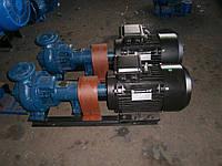 Насос К50-32-125 консольный,центробежный