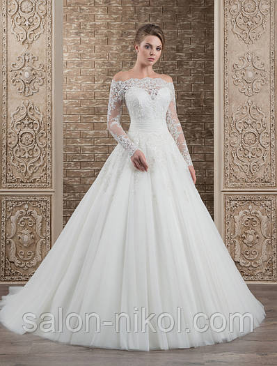 Свадебное платье S-357