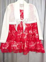 """Платье для девочки """"Беби""""5, размеры 92,98, 104, 110 см"""