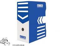 Архівний бокс 352х250х150 мм Buromax синій  3262-02