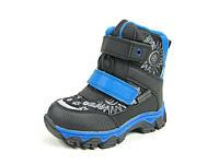Зимние термо ботинки Том.М арт.TS-C-T09-02-A (Размеры: 23-28)