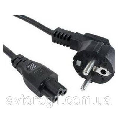 Шнур кабель сетевой 220V для БП ноутбука