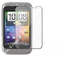 Бронированная пленка для HTC Wildfire S A510e