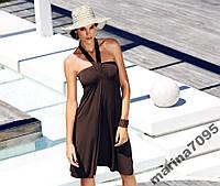 Платье из вискозы 5 в 1 от ТСМ Tchibo Германия