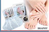 """Маска-пилинг для ног """"Волшебные носочки"""" Braphy"""