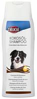 2905 Trixie Шампунь для собак с кокосовым маслом, 250 мл