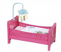 Интерактивная кроватка Zapf для куклы Baby Born Радужные Сны с аксессуарами 822289