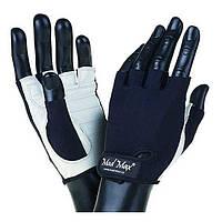 Рукавиці для фітнесу Gloves f/fitness - BASIC MFG 250 (шкіра, MIX)