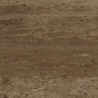 Плитка для пола Golden Tile Terragres Travertin 600х600 коричневый (ректификат)