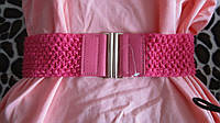 Розовый пояс от Takko Fashion Германия