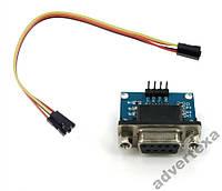 RS-232-UART RS232-TTL конвертер на чипе MAX3232