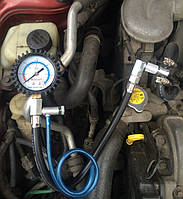 Диагностика производительности топливного насоса