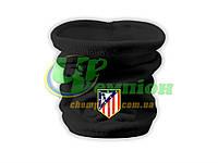 Флисовый горловик-шапка, бафф, гейтор Атлетико Мадрид черный