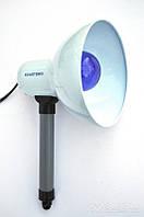 Синяя Лампа KVARTSIKO-СЛ ручная