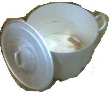 Кастрюля алюминиевая, фото 2