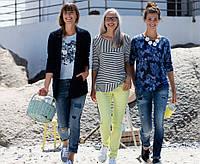 Яркие салатовые джинсы от Takko Fashion р.29
