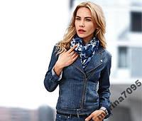Стильная джинсовая курточка Denim р.42 от ТСМ Tchibo Германия