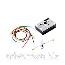 Оптический датчик пыли GP2Y1010AU0F Arduino PIC