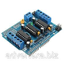 Motor Shield на чипах L293D мотор шилд для Arduino