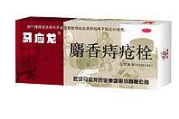 Китайские свечи от геморроя (6 суппозиториев)