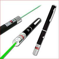 Мощный Зеленый лазер указка 200 мВ Green laser Pointer, фото 1