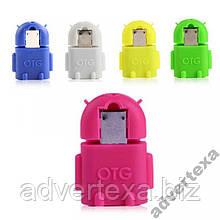 Micro USB OTG host адаптер-перехідник для Android