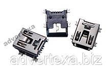 USB B Mini разъём на плату 5 pin