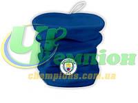 Флисовый горловик-шапка, гейтор Манчестер Сити синий