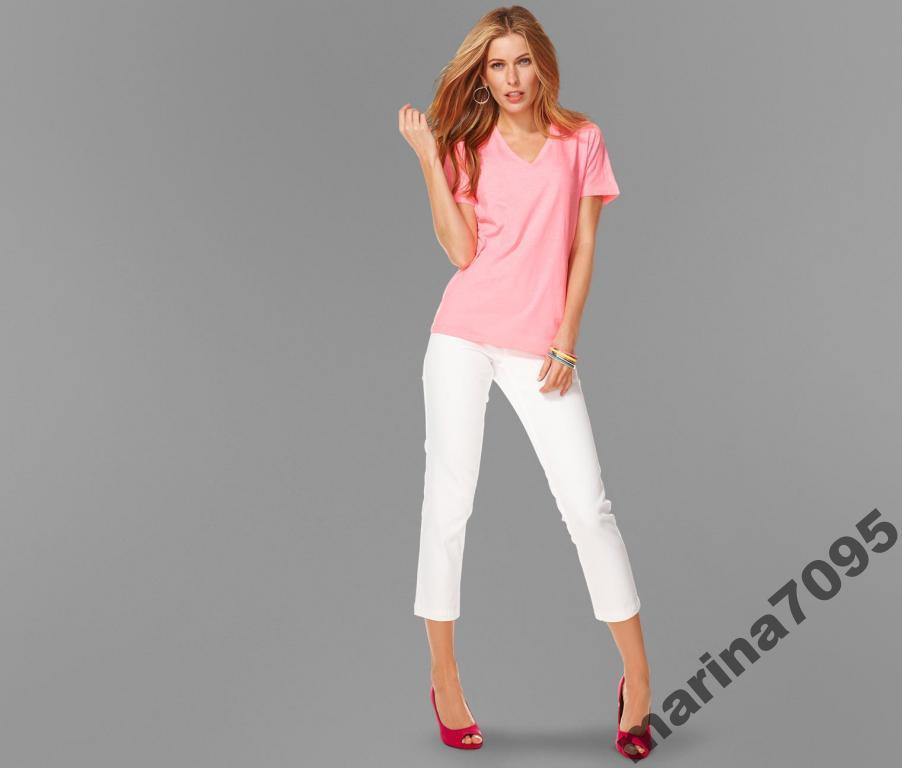 Модные джинсовые треггинсы р.46 от ТСМ Tchibo