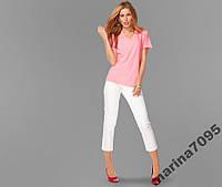 Модные джинсовые треггинсы р.46 от ТСМ Tchibo, фото 1