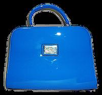 Яркая женская сумка из искусственной кожи D&K лаковая