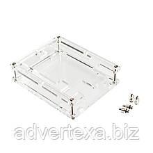 Корпус для Arduino Uno и Leonardo акрил прозрачный