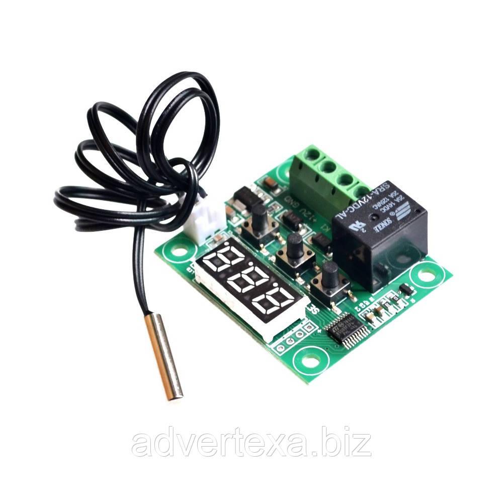 Терморегулятор термореле термостат -50 до +110 C