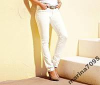 Кремовые джинсы с вышивкой р42,44,52,56 ТСМ Tchibo