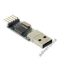 USB-UART USB-TTL конвертер на PL2303HX Arduino