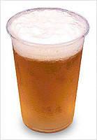 Стаканы пивные одноразовые (пиво/квас),480 мл -уп.50 шт