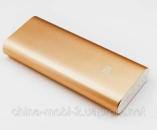 Универсальная батарея - Xiaomi Mi power bank MI 5, 16000 mAh, фото 2