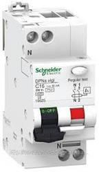 19665 16А 30ма Дифференциальные автоматы(диф автомат) Schneider Electric (Шнайдер)