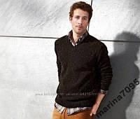 Классический шерстяной свитер MAN  р.ХL от ТСМ