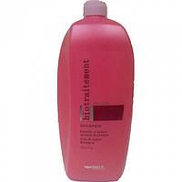 Шампунь для окрашенных волос с маслом Аргана и экстрактом лимона 1000 мл Brelil Biotraitement Colour