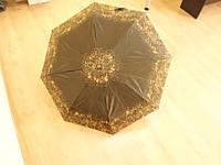 Женский зонт Star Rain механика, 3 сложения, 8 спиц