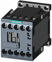 Контактор Siemens 7A 3кВт Типоразмер S00