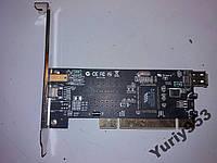 Контроллер Firewire 1394 PCI
