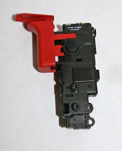 Кнопка перфоратор Bosch GBH 2-26 оригинал 1617200532, фото 2