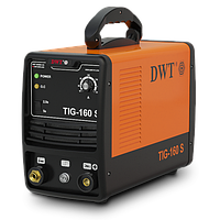Сварочный инвертор DWT TIG-160 S (160 А)