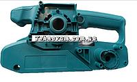 Левая часть корпуса для ленточной шлифмашины Makita 9910, 9911, 150958-4 запчасти