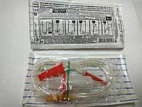 Система трансфузионная (для переливания крови) металлическая игла / Гемопласт
