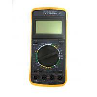 Цифровой профессиональный мультиметр DT-9208A , мультиметры украина