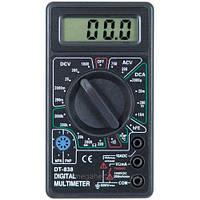 Мультиметр тестер вольтметр амперметр DT-838  мультиметры купить